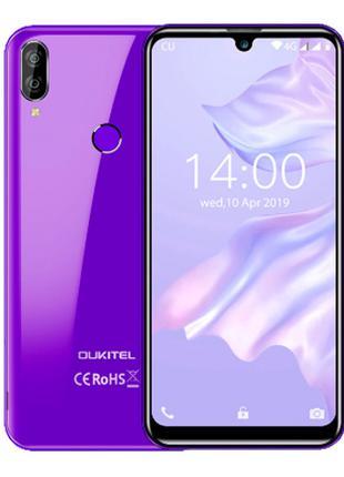Мобильный телефон Oukitel C16 Pro 3/32Gb Purple