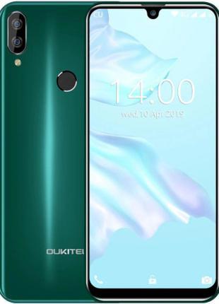 Мобильный телефон Oukitel C16 Pro 3/32Gb Green