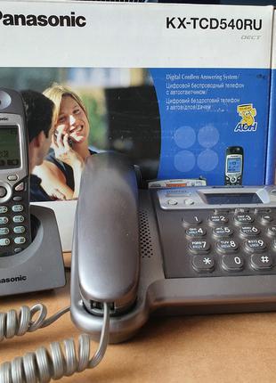 Цифровий бездротовий телефон з автовідповідачем і АВН