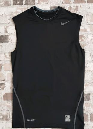 Компересійна майка Nike pro combat