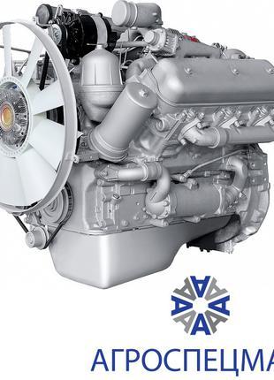 Новый Двигатель ЯМЗ 236 м-2
