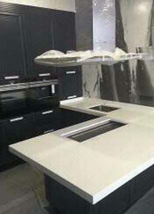 Кухни и столешницы из кварца