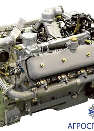 Новый двигатель ЯМЗ-238Б