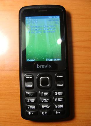 Мобильный телефон Bravis C240 Dual Sim