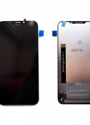 Meizu X8 (M852) дисплейный модуль (экран + тачскрин, сенсор) мейз