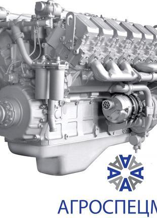 Двигатель Ямз-240 НМ2 (После капитального ремонта)