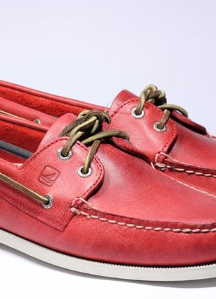 Sperry Top-Sider - мужские мокасины из натуральной кожи