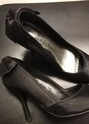 Елегантні атласні туфельки. акція!!!! 1+1= 3️⃣ 🎁🎉