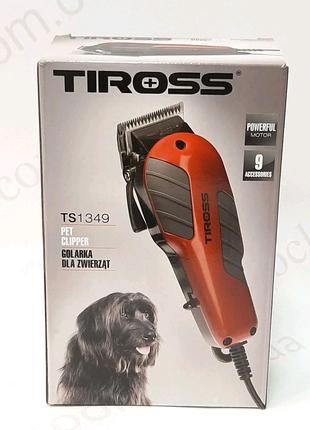 Машинка для стрижки шерсти животныхTiross TS 1349