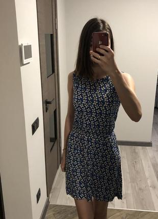 Ніжненьке платтячко у ромашку від f&f. акція!!!! 1+1= 3️⃣ 🎁🎉