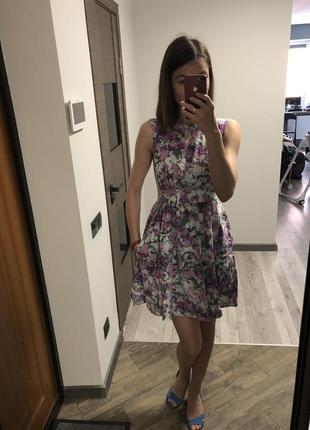Ніжне плаття з оригінальною спинкою {акція 🎉🎁1+1=3️⃣}