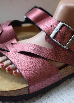 Ортопедические босоножки сандали шлепки сланцы тапки  р.40 26 см