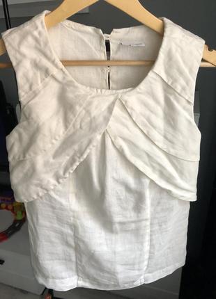 Лляна блуза від next {акція!!!! 🎁 1 + 1 = 3️⃣!!!}
