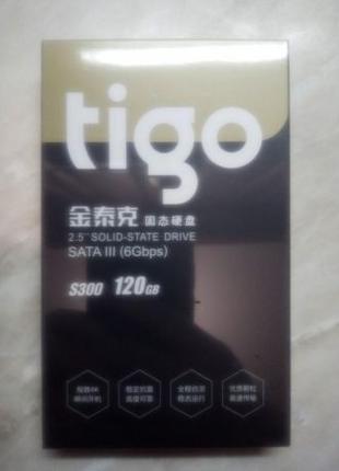 Tigo SSD 120 Gb Жесткий диск 2.5 накопитель