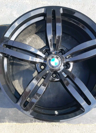 Goauto диски BMW5/120 r19 et35 8.5j dia74.1 в идеальном состоянии
