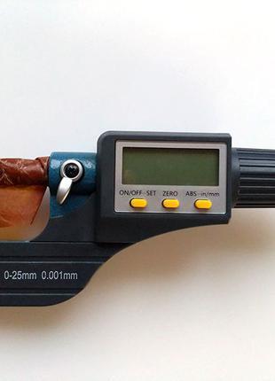 Микрометр цифровой Shahe 5205-25