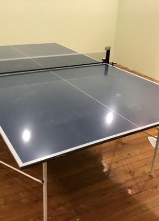 Стол для настольного тенниса Donic roller fun, новый
