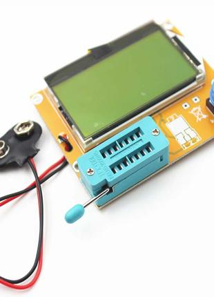 Тестер для проверки радиодеталей Mega328 LCR-T4 ESR