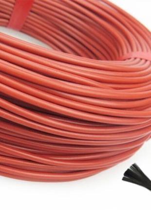 Карбоновый нагревательный кабель (Теплый пол), греющий кабель