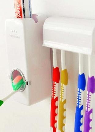 Дозатор автоматический зубной пасты
