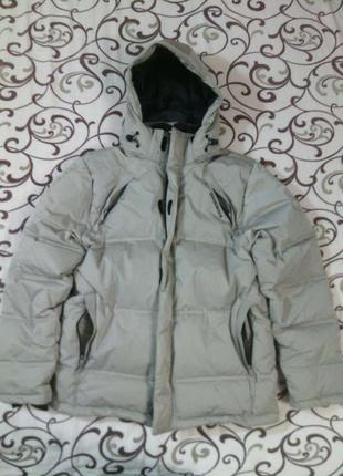 Куртка зимняя пуховик Adidas Porsche Design P'5000, 80пух+20перо