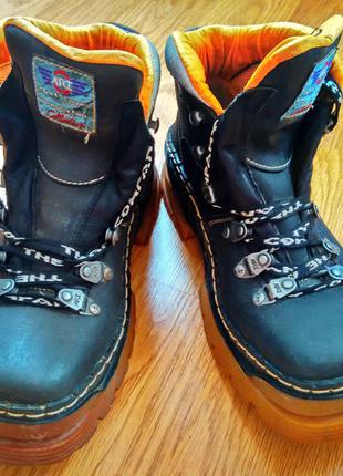 Туристические ботинки, размер 39