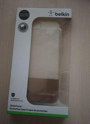 Чехол IPhone 8 Plus/7 Plus прозрачный