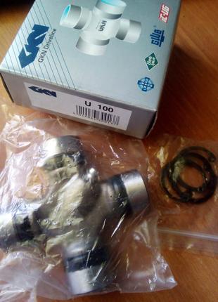 Крестовина кардана U100 Ford Tranzit 27*81,75