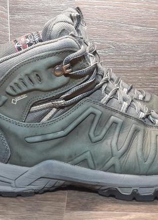 Треккинговые альпинистские ботинки mammut