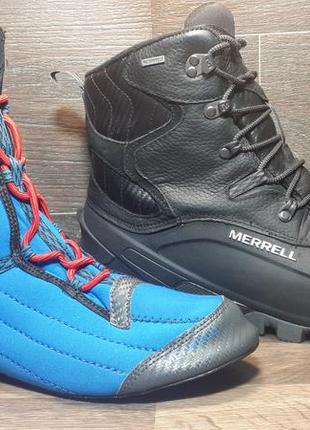 Двойные альпинистские ботинки merrell 43 44 р