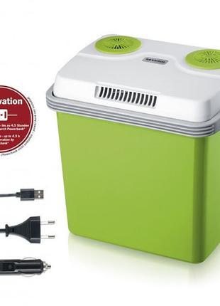 Автохолодильник 12V холодильник 28 л термобокс 220V Германия