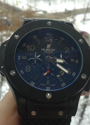 Hublot Big Bang Steel Ceramic Black