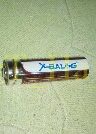 Аккумулятор Li-Ion X-BALOG 14500 5800mAh 4.2V R6 AA
