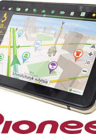 """GPS навигатор 7"""" Pioneer ZT502 TFT экран 8 Gb 4 ядра microSD AUX"""