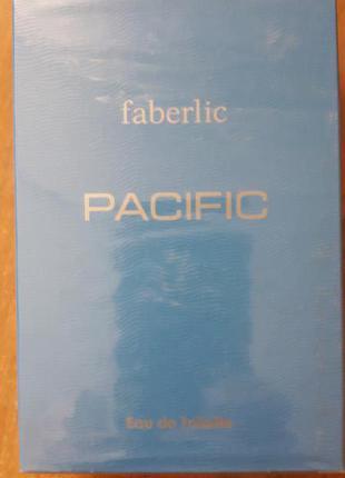 Туалетная вода для мужчин #Pacific #3248