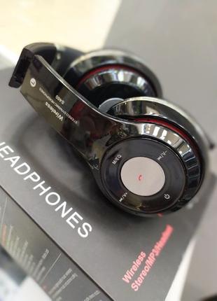 Самовывоз. Беспроводные Bluetooth наушники S 460 с плеером и р...