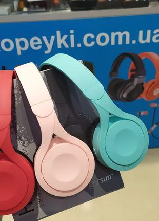 Беспроводные Bluetooth блютуз наушники gorsun. Есть разные цвета.
