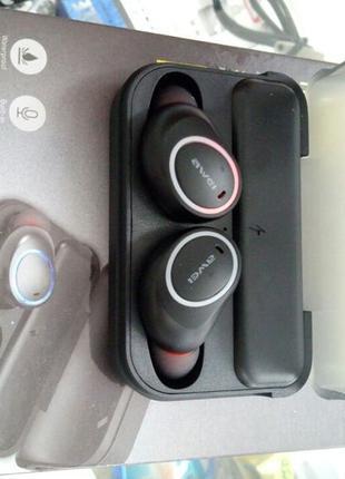 Оригинальные Bluetooth TWS наушники Awei T3. Естьдругие модели.