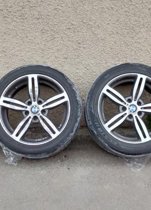 Диски с резиной WSP Italy R18 (167 стиль) на BMW. Комплект 4 коле