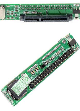 "Переходник PATA 44pin 2.5"" IDE to SATA конвертер адаптер для ноут"