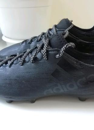 Футбольные бутсы, копы Adidas X (40р.)