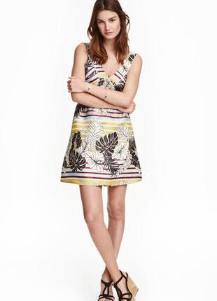 Фирменное платье h&m, размер 40