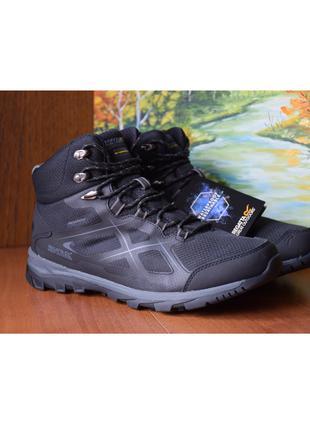 Трекинговые ботинки мужские водостойкие Regatta Isotex Waterproof