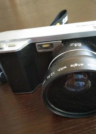 Продам камеру Fuji HD 4K новую