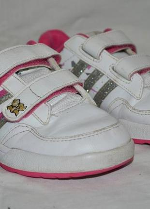 Кроссовки детские девочке адидас с 26 - 27 размер