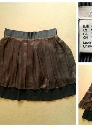 Фирменная юбка h&m, размер 10/40