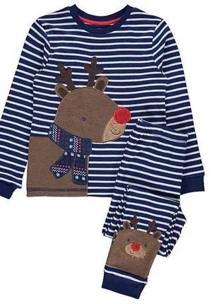 Костюм пижама мальчику 1.5-2 года от george