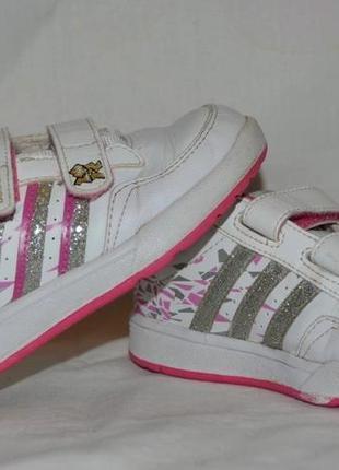 Кроссовки детские девочке адидас adidas 26 - 27 размер