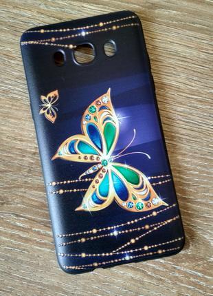 3D Чехол Samsung Galaxy J5 (2015) новый