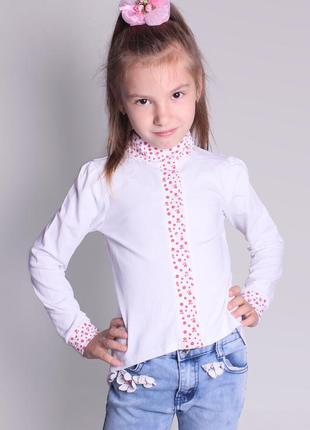 Блузка для девочек от valeritex